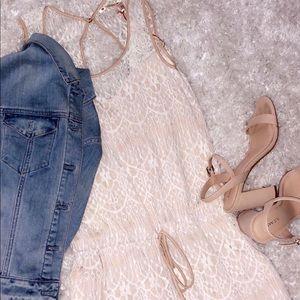 Beautiful laced jumpsuit